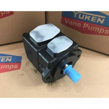 Yuken PV2R2-65-F-LAB-4222  single Vane pump