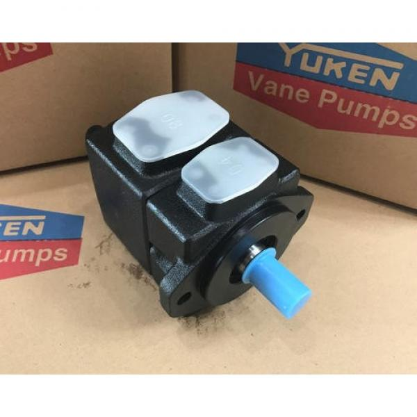Yuken PV2R2-53-F-LAA-4222  single Vane pump #1 image