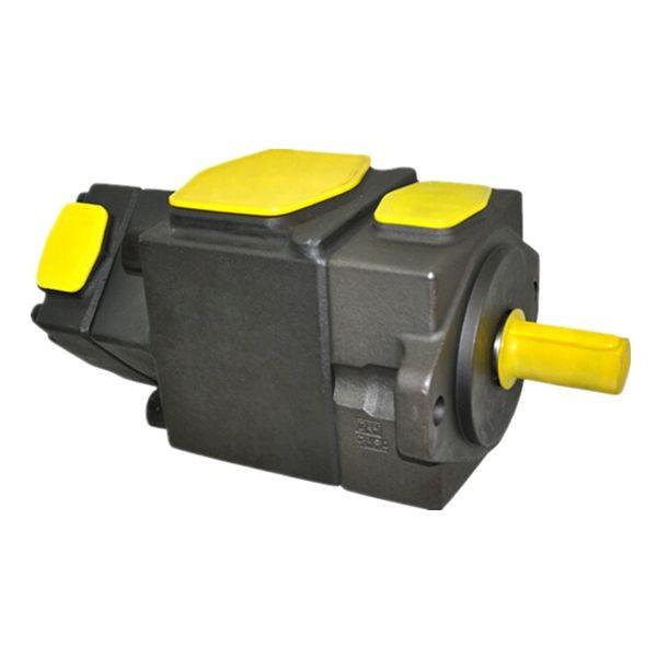 Yuken PV2R12-8-47-F-RAA-40 Double Vane pump #1 image