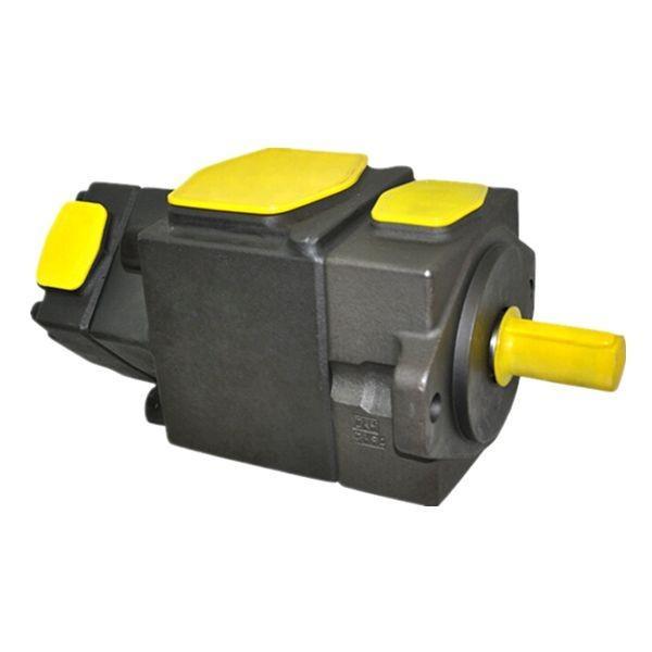 Yuken PV2R14-14-136-F-RAAA-31 Double Vane pump #1 image
