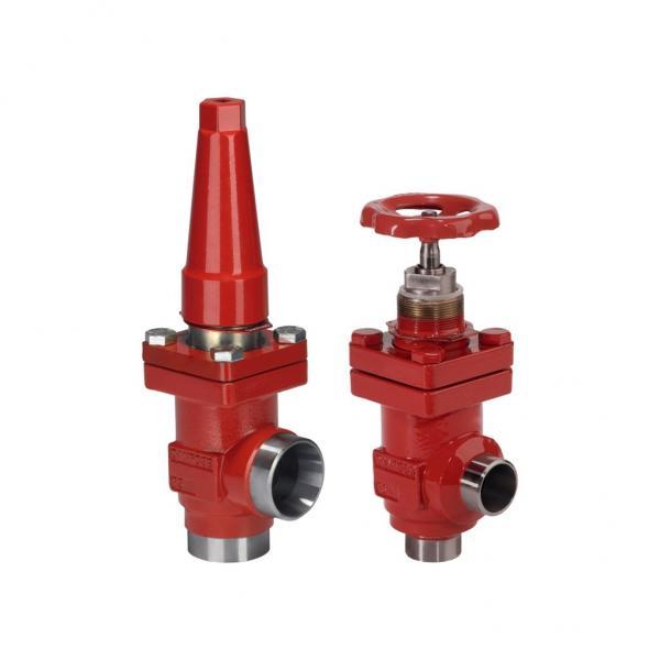 Danfoss Shut-off valves 148B4617 STC 100 A ANG  SHUT-OFF VALVE HANDWHEEL #2 image