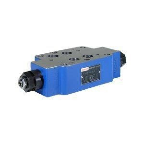Rexroth HED8OA THROTTLE VALVE #1 image