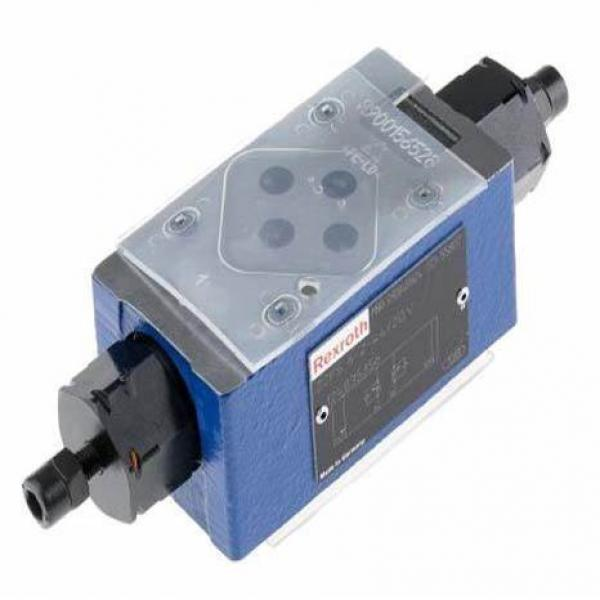 Rexroth HED8OP THROTTLE VALVE #2 image