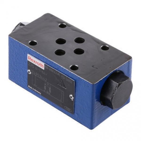 Rexroth 4WMM6E.J.H.5X/ check valve #1 image
